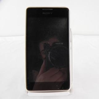 Smartphone Sony Xperia E1 D2114 Dual Original - Usado