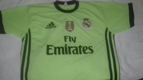 Camisa De Futebol Real Madrid