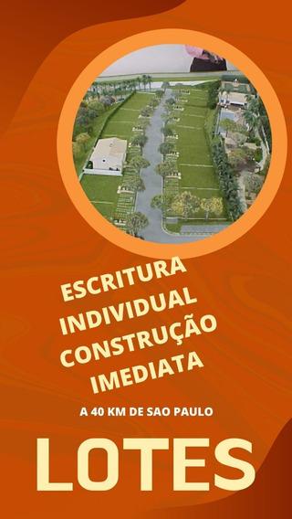 I33 - Lotes Em Condomínio Fechado Em Guararema