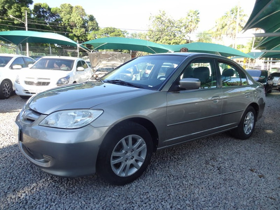 Honda - Civic Sedan Lxl-mt 1.7 16v 4p 2006