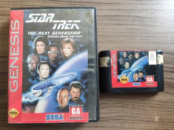Star Trek The Next Generation Original Megadrive