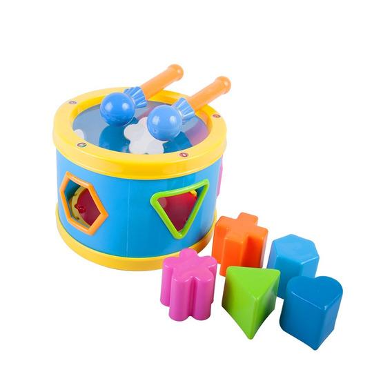 Tambor De Juguete Plástico Para Niños
