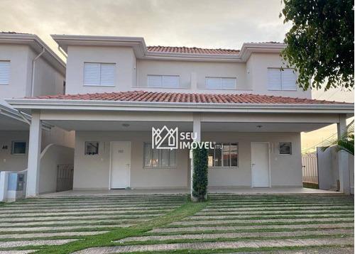 Imagem 1 de 19 de Casa Com 3 Dormitórios À Venda, 111 M² Por R$ 495.000 - Condomínio Residencial Vila Bella - Itu/sp - Ca2299