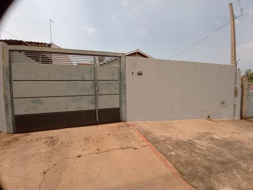 Imagem 1 de 9 de Casa Com Suíte A Venda - 69 M² Por R$ 210.000 - Residencial Irmãos Innocenti - São Manuel/sp - Ca0067