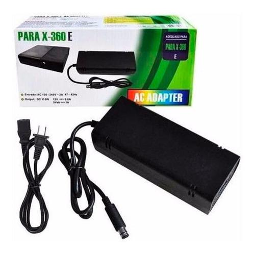 Transformador Fuente Alimentacion Para Xbox 360 E 220v