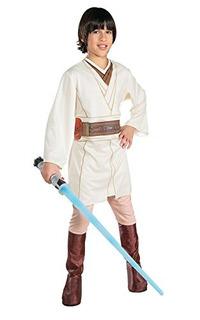Star Wars Obiwan Kenobi Halloween Niños Traje Disfraz U S A