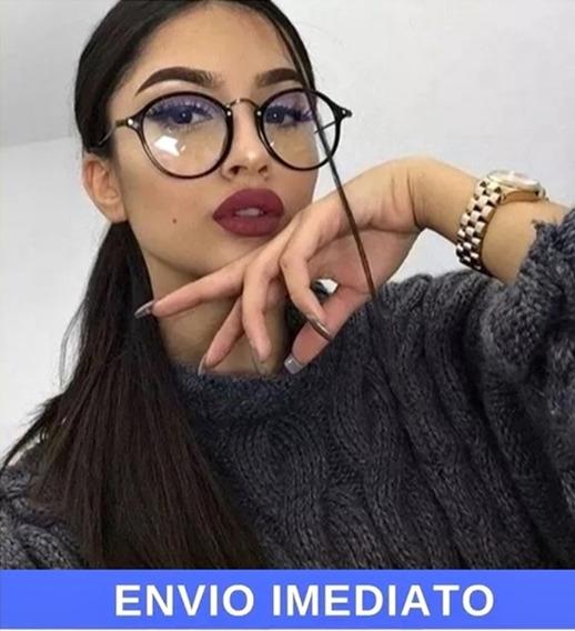 Armação Óculos De Grau Feminino Blogueira, Promoção!