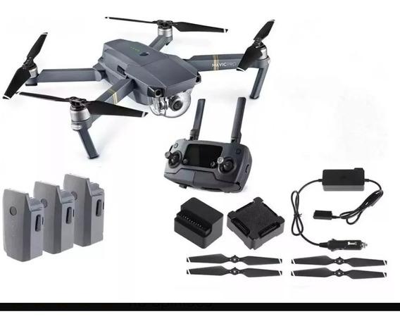 Drone Mavic Pro Combo Usado 5 Vezes.