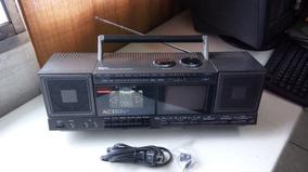 3x1 Gpx ( Tv + Rádio + K7 ) P/ Colecionador - Frete Grátis