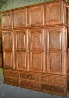 Muebles De Algarrobo