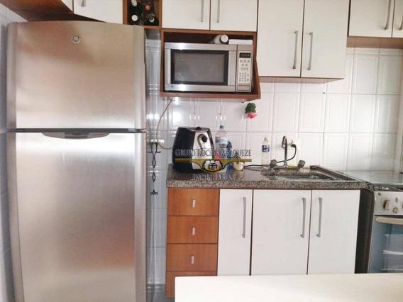 Apartamento Com 1 Dormitório À Venda, 39 M² Por R$ 380.000,00 - Tatuapé - São Paulo/sp - Ap1742