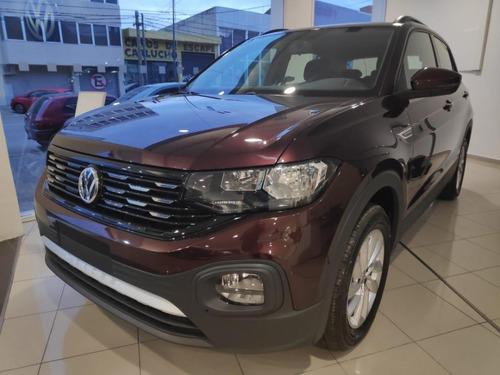 Volkswagen T Cross Comfortline At 1.6 Okm 2021 Con Cuero