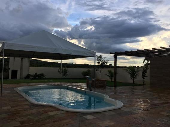 Aluguel Rancho/sitio Com Piscina Em Três Marias