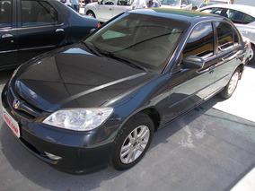 Honda Civic 1.7 Lx 4p - Completo - Audicar Multimarcas