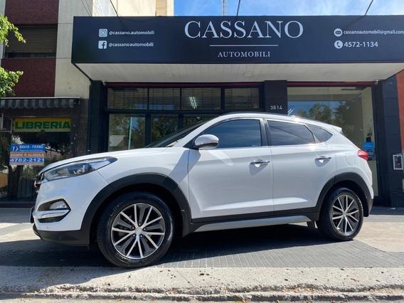 Hyundai Tucson Crdi 4x4 Automatica Cassano Automobili