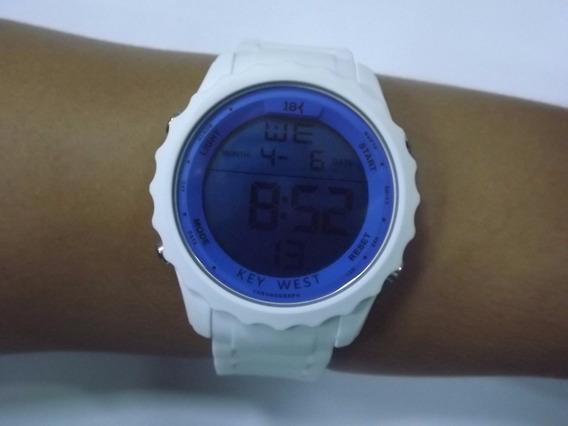 Relógio Digital Espotivo 18k Watches Key West