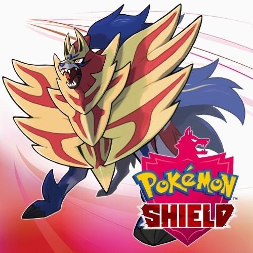 Pokémon Shield Jogo Digital Nintendo Switch Eshop Alug.