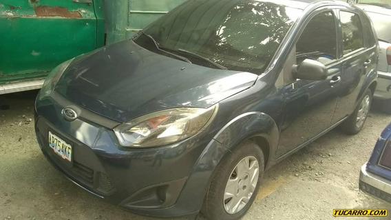 Ford Fiesta 1.6 Move Automatico