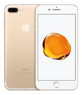 iPhone 7 Plus 32gb Dourado Original Desbloqueado Pouco Usado