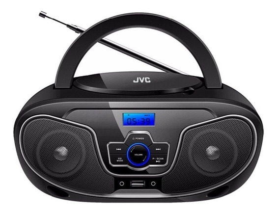 Micro System Jvc Rd-n327 Bluetooth/usb/cd/radio/mp3 Player