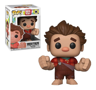 Funko Pop Wreck-it Ralph 2
