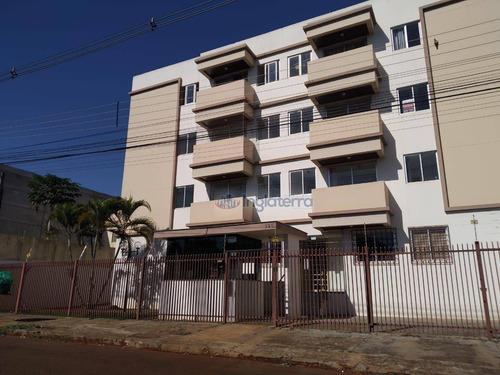 Imagem 1 de 15 de Apartamento Com 2 Dormitórios Para Alugar, 52 M² Por R$ 790/mês - Edifício Residencial Portal Versalhes I - Portal De Versalhes 1 - Londrina/pr - Ap2068