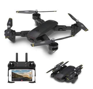 Drone Doble Cámara Hd 720 Wifi Plegable- Garantía Gamer24hs
