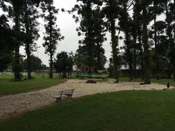 Terreno Residencial À Venda, Parque São Luís, Taubaté. - Te0075