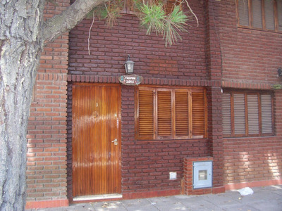 A070 Duplex Para 5 Personas Patio Parrilla San Bernardo