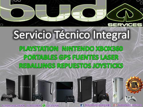 Reballing Reparacion Xbox360 Playstation 3 / 4, Joysticks