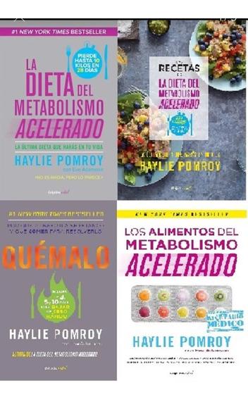 Dieta Metabolismo Acelerado Quemalo Receta Pd.f D1gital