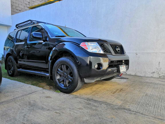Nissan Pathfinder Le Piel Luxury 4x4 At 2011