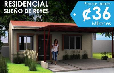 Se Venden Bellas Casas En Nuevo Proyecto En La Fortuna