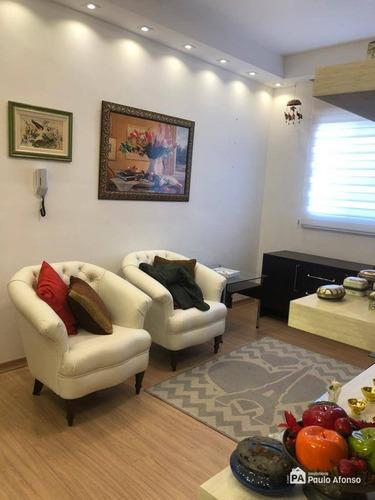 Apartamento No Bairro Jardim Das Hortênsias- Poços De Caldas Mg. - Ap1812