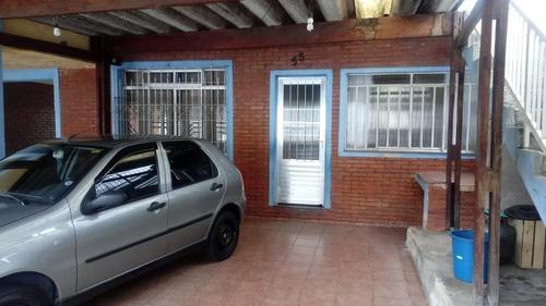 Casa Com Terrreno, Com Fundos Para Calin Eidi ( Tiquatira) - Ca2910