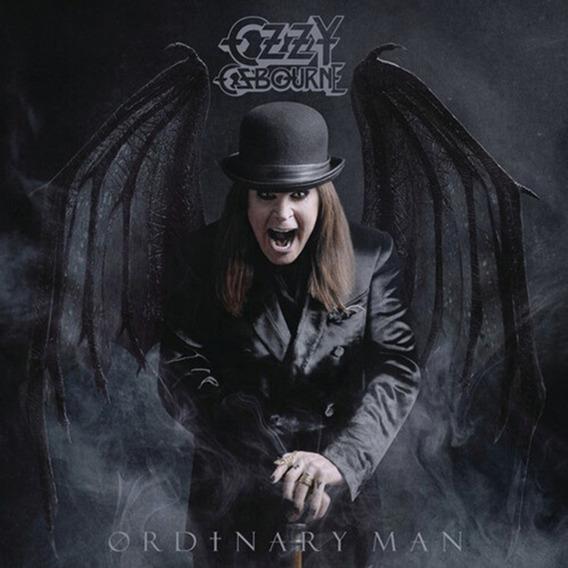 Ozzy Osbourne Ordinary Man Lp Importado 140 Grs