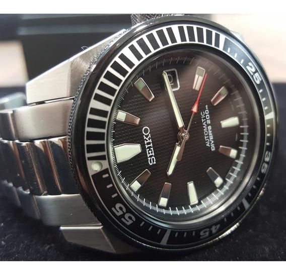 Relógio Seiko Samurai - 1ª Geração - Divers Prospex Snm011