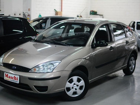 Ford Focus Focus 1.6 8v Gasolina 4p Manual