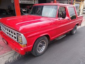 Ford F1000 Cabine Dupla - Ano 1988