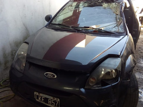 Ford Ka 1.0 2012 Chocado En Marcha