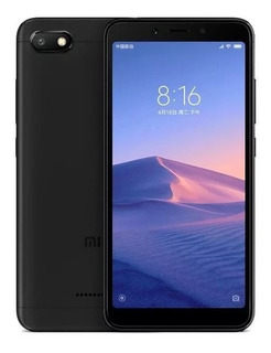 Celular Android Redmi 6a 16gb Dual Sim Xaomi 13mp+5mp Global