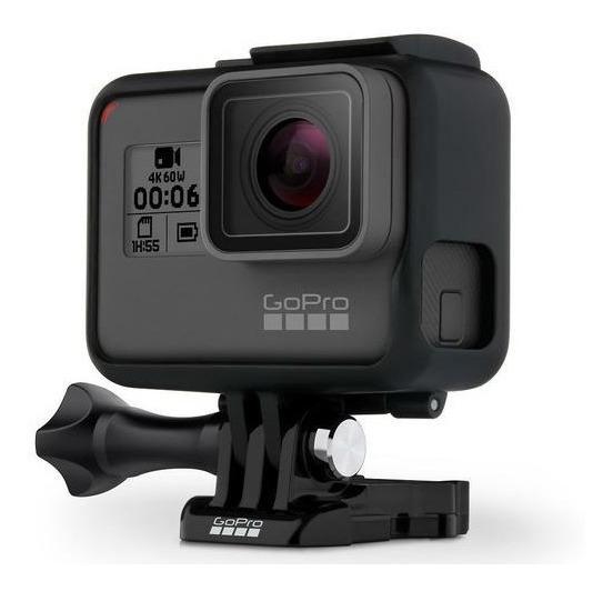 Camera Gopro Hero 6 Black Moto Capacete 100% Original