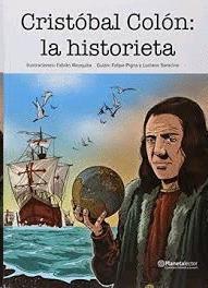 Cristóbal Colón: La Historieta