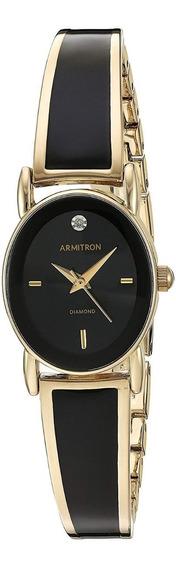 Armitron   Reloj Para Mujer   75/5423bkgp   Original