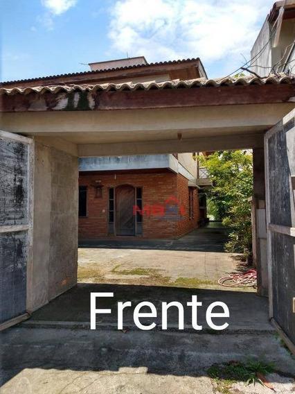 Sobrado Condomínio Fechado, 329 M², 4 Dormitórios, 3 Suítes, Sala 3 Ambientes, 6 Vagas, Adalgisa, Osasco. - So0188