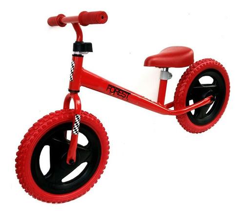 Imagen 1 de 5 de Bicicleta Camicleta Nene Box 1 Sin Pedales Rod 12 Pata Pata