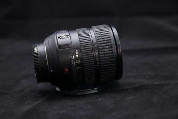 Lente Nikon 24 -120 F 3.5-5.6