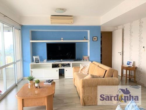 Imagem 1 de 15 de Apartamento À Venda - 138 M2 - Vila Andrade - Sp - 3954
