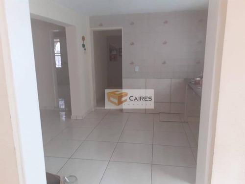 Imagem 1 de 16 de Casa Com 3 Dormitórios À Venda Por R$ 450.000,00 - Parque Via Norte - Campinas/sp - Ca3193