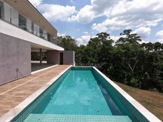 Casa Nova Na Granja Viana Sao Fernando Golf Club - Ca16915